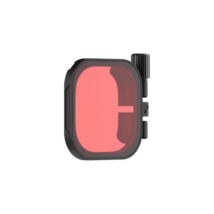 Фильтр PolarPro Red для GoPro HERO 8