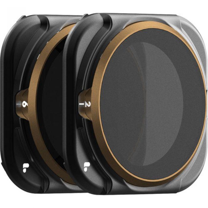 Фильтры PolarPro 2-5 Stop  6-9 Stop VND для DJI Mavic Pro 2