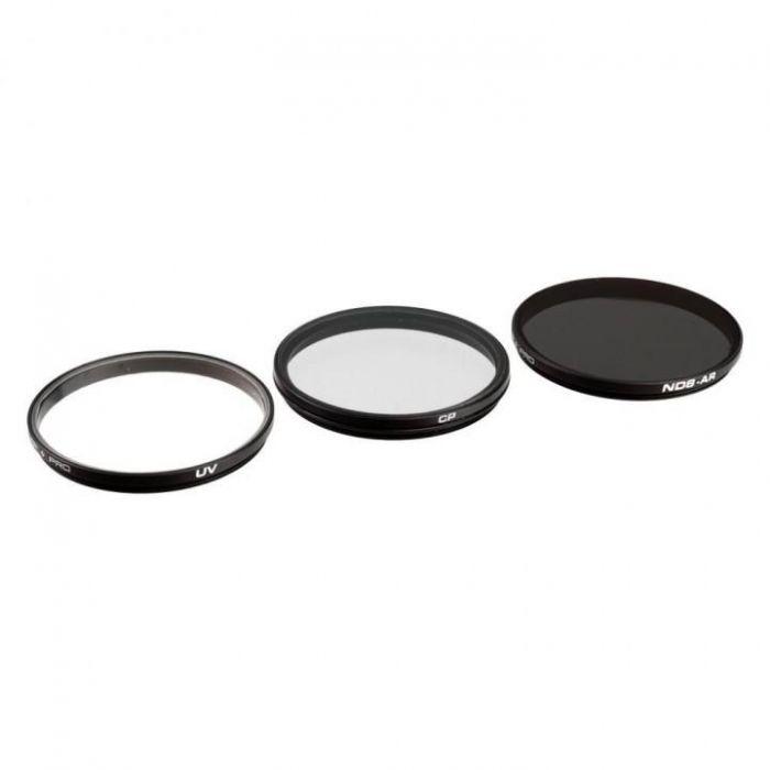 Комплект фильтров для DJI Zenmuse X5/X5R/X5S (3 шт.)