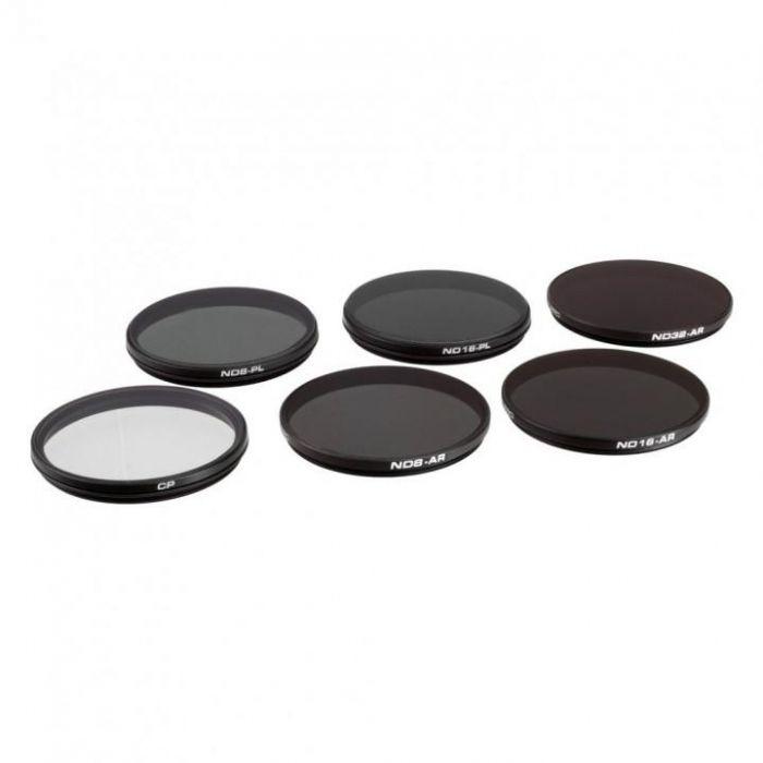 Комплект фильтров для DJI Zenmuse X5/X5R/X5S (6 шт.)