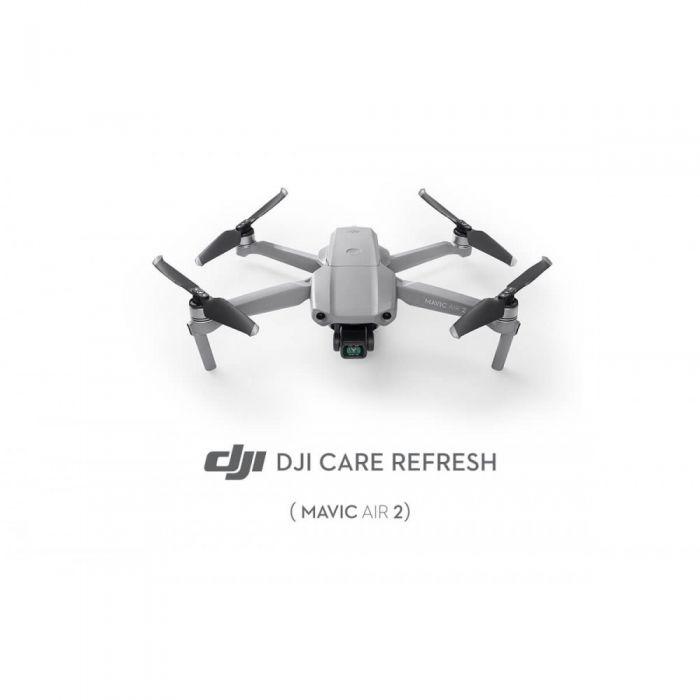 Квадрокоптер DJI Mavic Air 2 Fly More Combo (  страховка DJI Care)