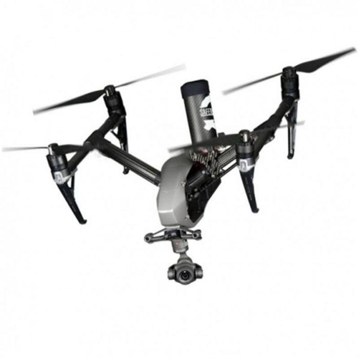 Квадрокоптер DJI Inspire 2 (ProRes)