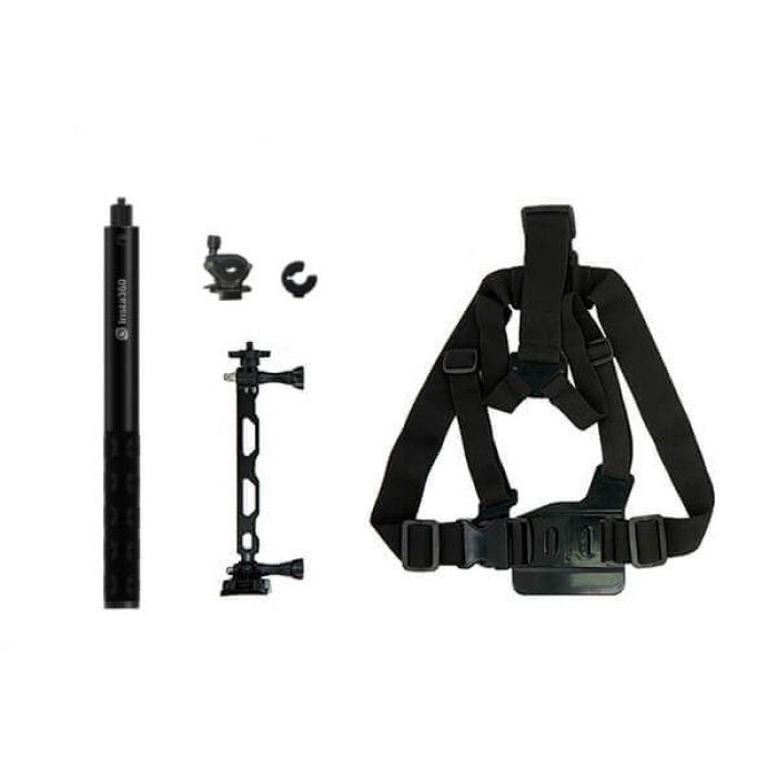 Набор аксессуаров Bike Bundle для Insta360 One X