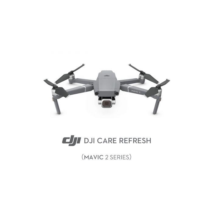 Первая замена DJI Care Refresh (Mavic 2)