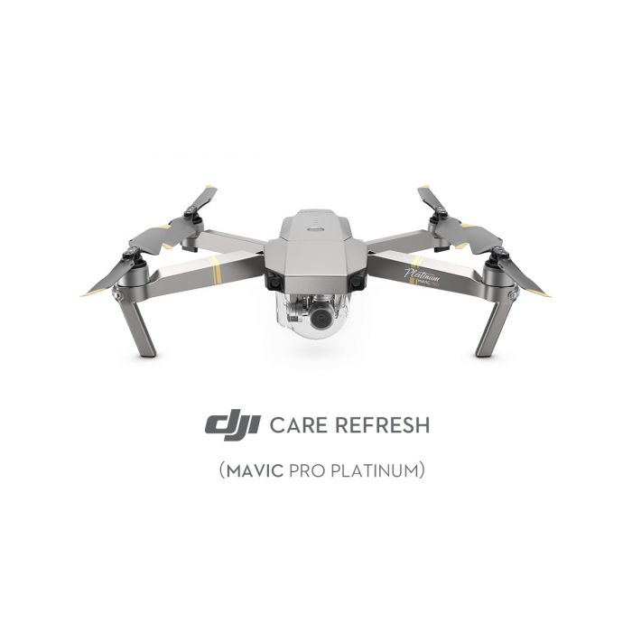 Первая замена DJI Care Refresh (Mavic Pro Platinum)
