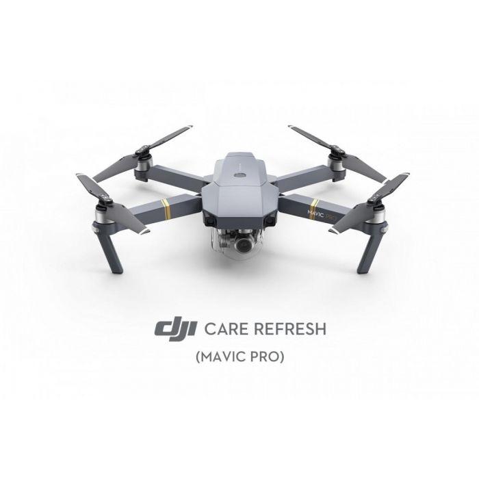 Первая замена DJI Care Refresh (Mavic Pro)