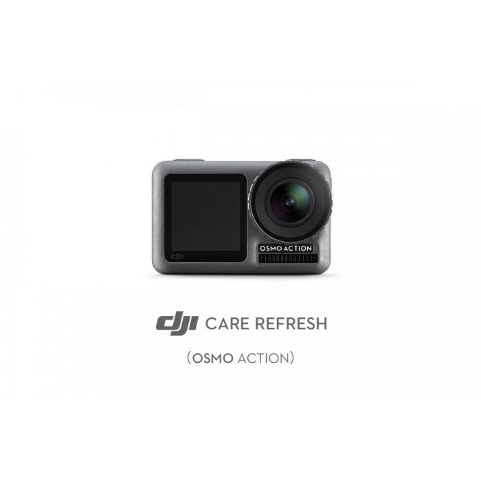 Первая замена DJI Care Refresh (Osmo Action)