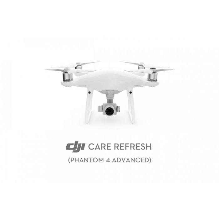 Первая замена DJI Care Refresh (P4A)