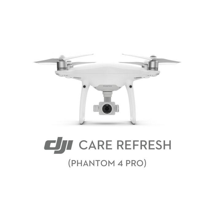 Первая замена DJI Care Refresh (P4P)