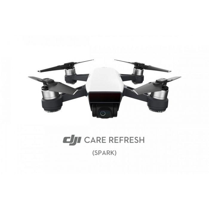 Первая замена DJI Care Refresh (Spark)
