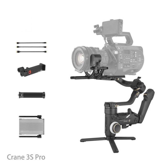 Стедикам Zhiyun Crane 3S Pro