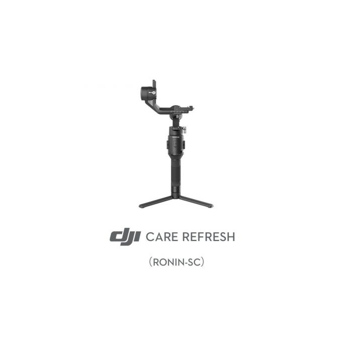 Страховка DJI Care Refresh (Ronin-SC)