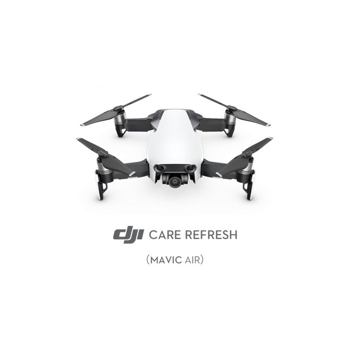 Вторая замена DJI Care Refresh (Mavic Air)
