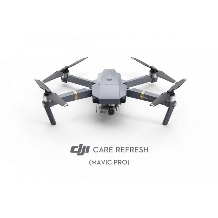 Вторая замена DJI Care Refresh (Mavic Pro)