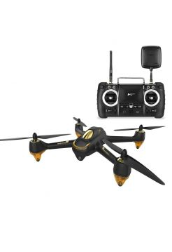 Квадрокоптер Hubsan H501S Pro (чёрный) - GPS, FPV, Full HD Camera