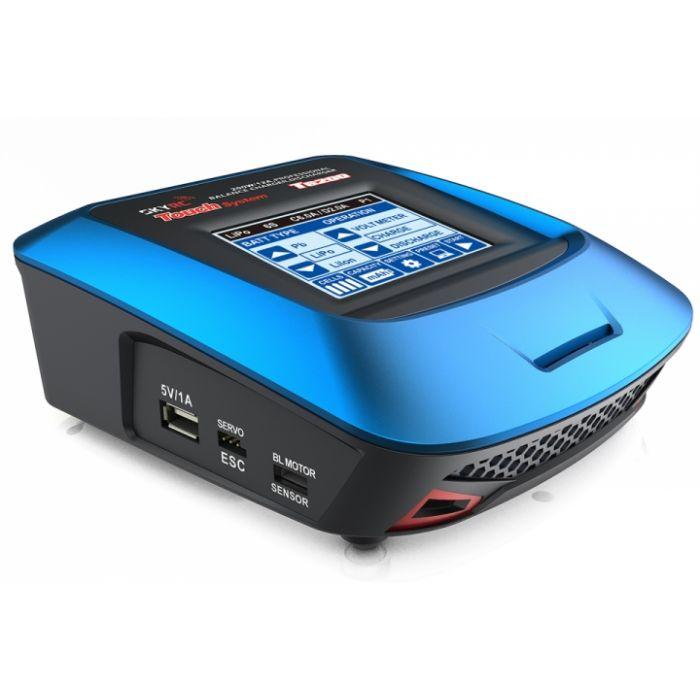 Зарядное устройство SkyRC T6200 12A/200W без/БП с сенсорным дисплеем (SK-100072-01)