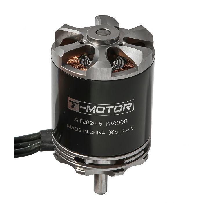 Мотор T-Motor AT2826-5 KV900 3-6S 880W для самолетов