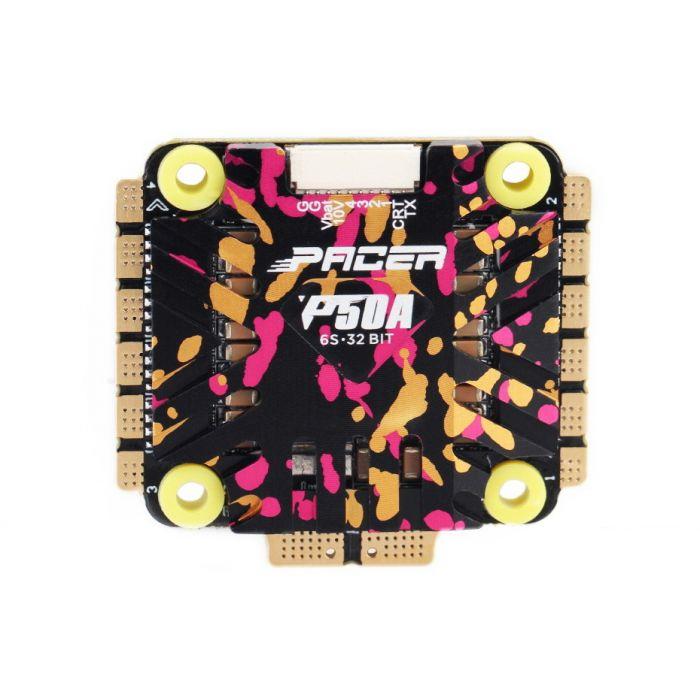Регулятор T-Motor P50A 4-в-1 3-6S 4x50A 32 BIT