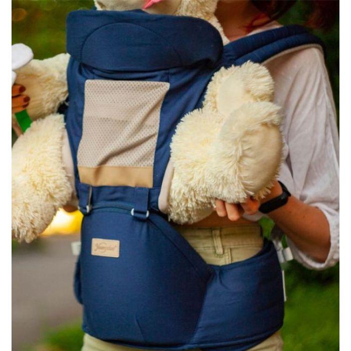 Хіпсіт Ерго рюкзак 4 в 1 Yuanzixiue Seat baby