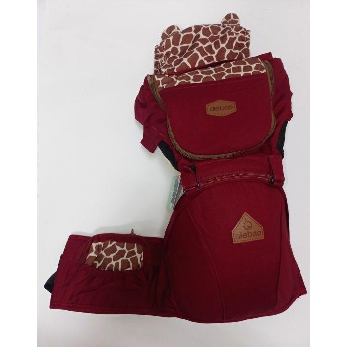 Хіпсіт Ерго рюкзак Aiebao 6 положень Animal (3в1)