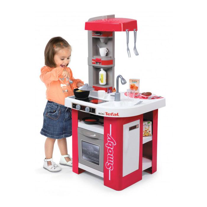 Ігровий набір Smoby Інтерактивна кухня Tefal Studio 311022
