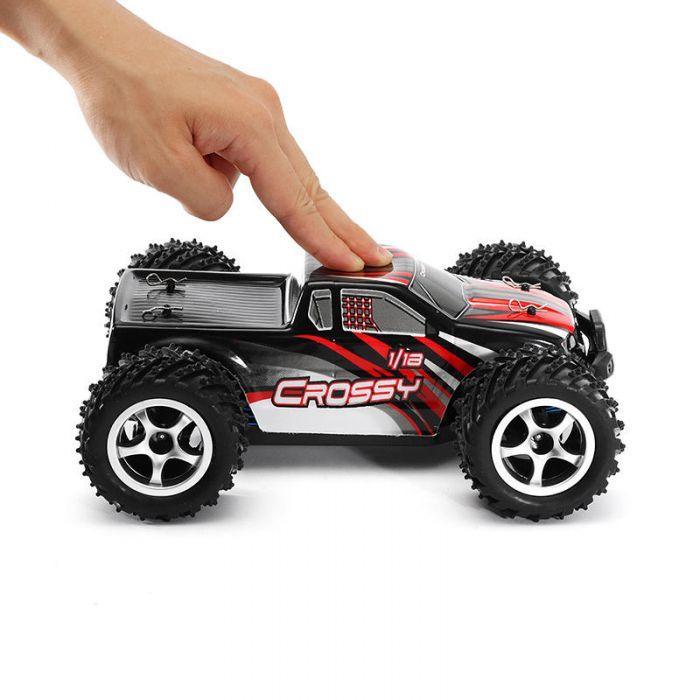 Volantexrc 785-1 1/18 2.4G 4WD Crossy Brushed Racing RC Авто 35KPH Швидкісний монстр RTR Toys