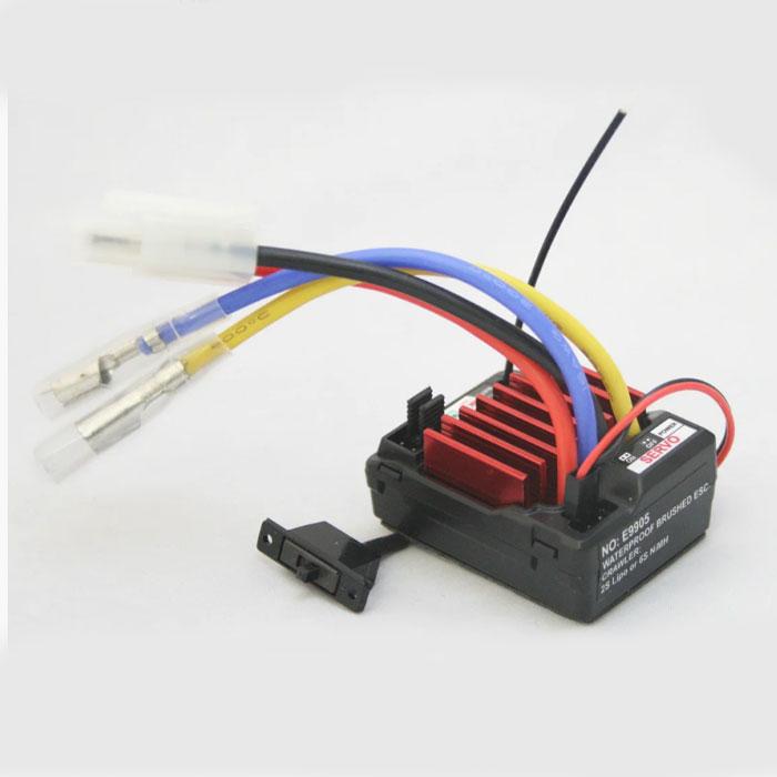 Регулятор швидкості колекторний Mmax 1/10 Remo Hobby - E9905