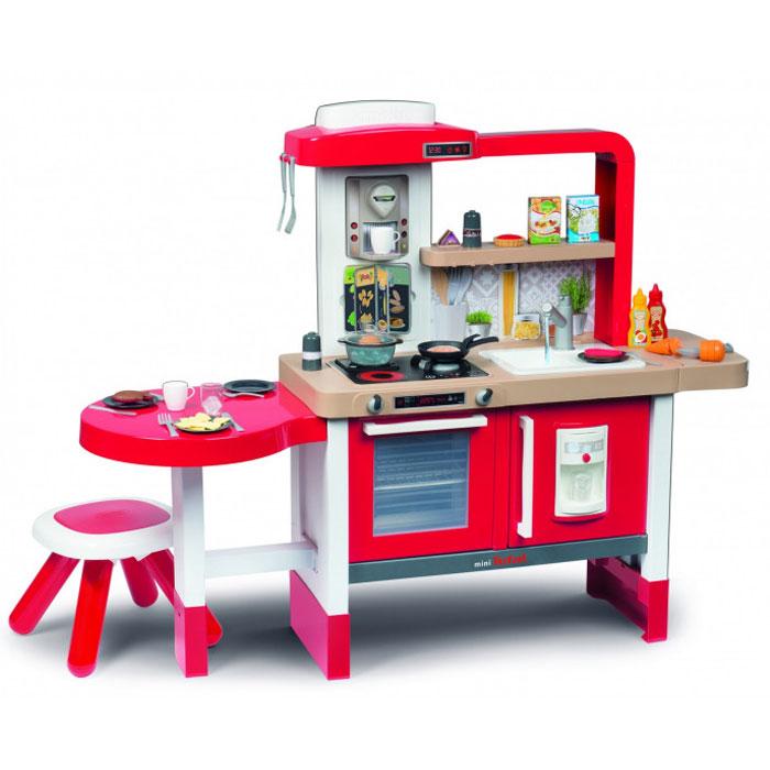 Інтерактивна кухня Smoby Тефаль. Еволюшн Гранд Шеф з регулюванням висоти 312301