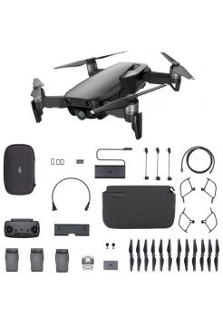 Квадрокоптер DJI Mavic Air Fly More Combo (Flame Black)