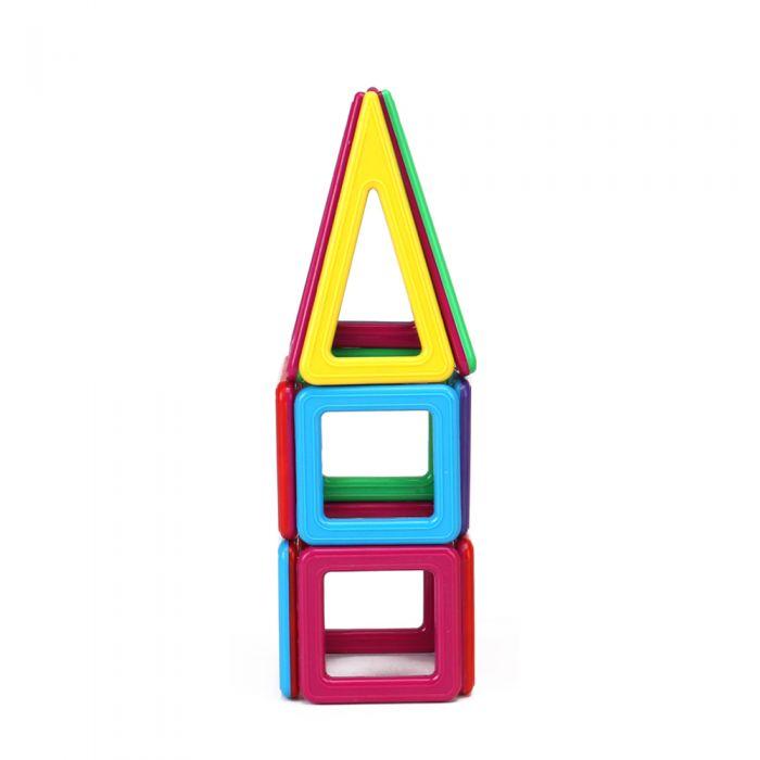 Магнітний конструктор для дітей Magnetic Blocks, 22 деталей. Найкраща ціна!