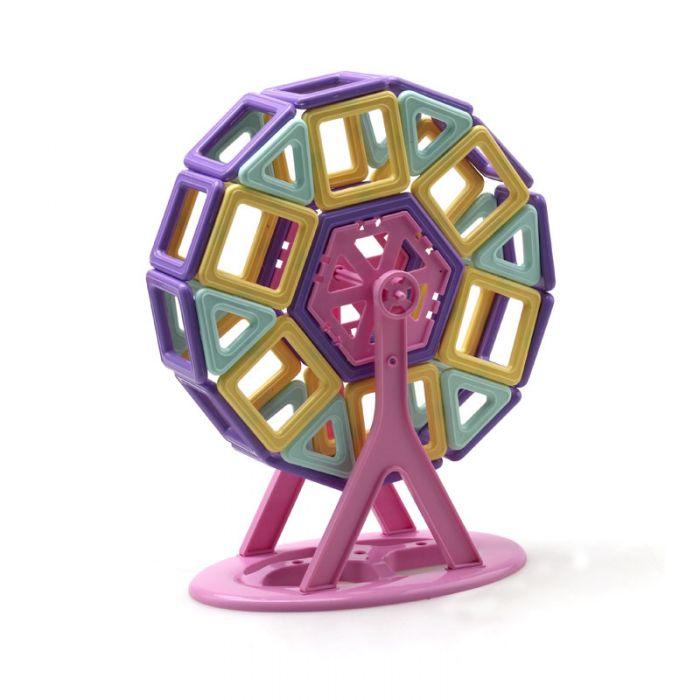 Магнітний конструктор для дітей на 94 деталей. Найкраща ціна!
