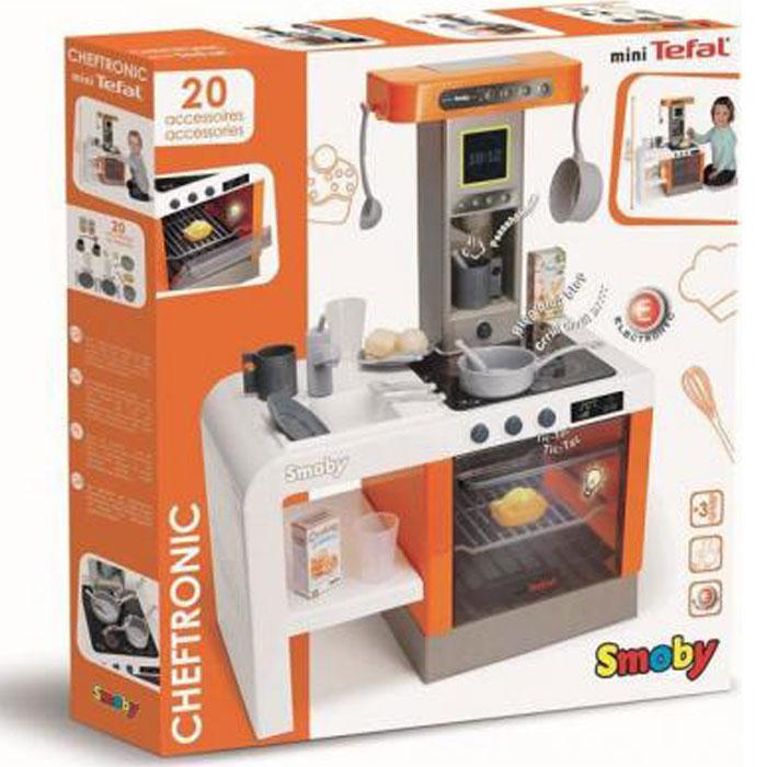 Детская игровая кухня Smoby Tefal Chief 311407