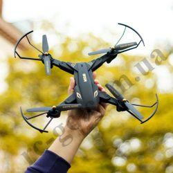 Квадрокоптер Visuo XS816 4K чорний