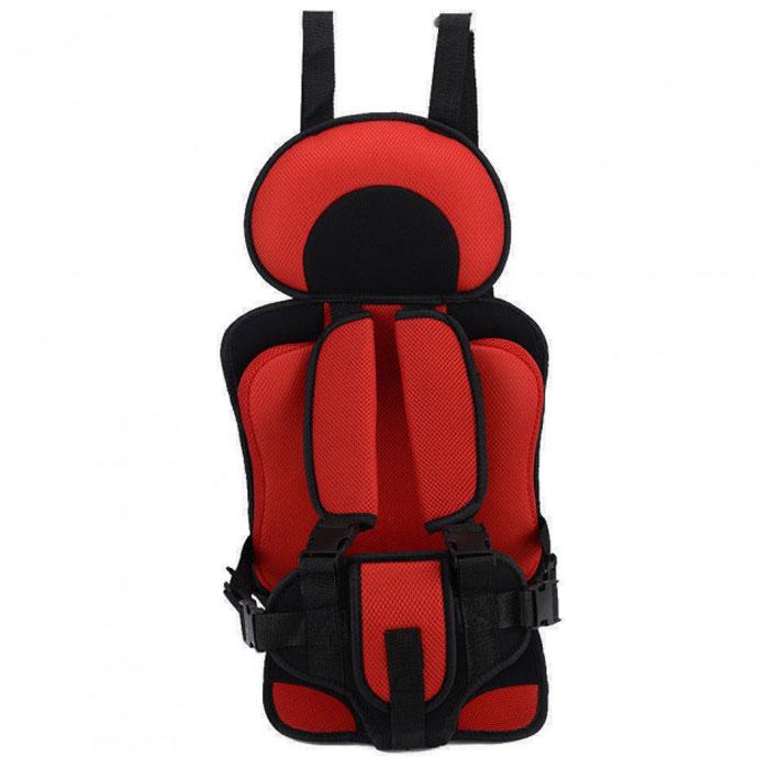 Автокресло детское Бескаркасное до 36 кг (Красный)