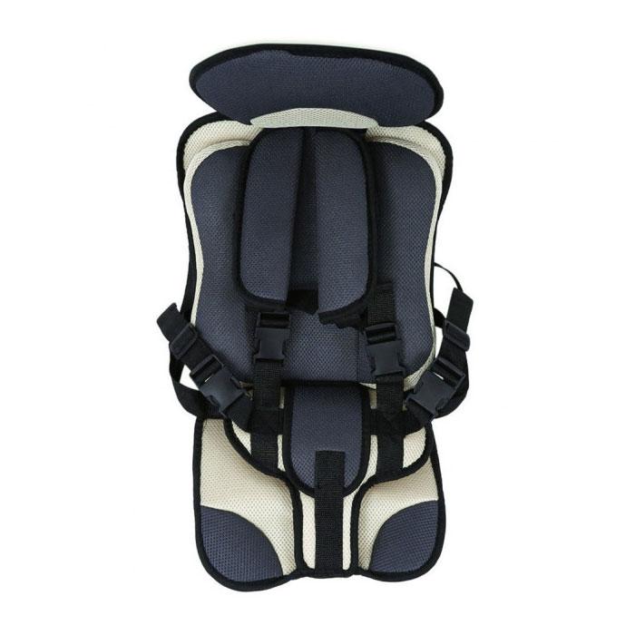Автокресло детское Бескаркасное до 36 кг (Бежевый)