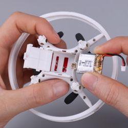 Акумулятор для квадрокоптера Dowellin D1 150 mah