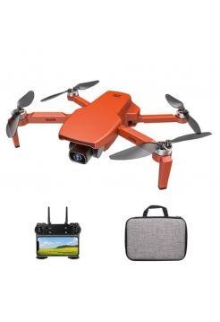 Квадрокоптер ZLRC SG 108 Orange − дрон з 4K і HD FPV 5 Ghz Wi-Fi камерами, GPS, до 25 хв, 1 км + кейс