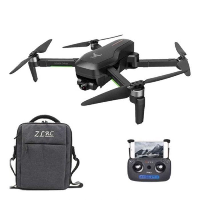 Квадрокоптер ZLRC SG906 Pro 2 − дрон з 4K FPV Wifi 5 Ghz камерою, 1,2 км, до 26 хв. польоту + сумка