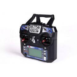 Пульт управління Flysky i6 з приймачем ia6.