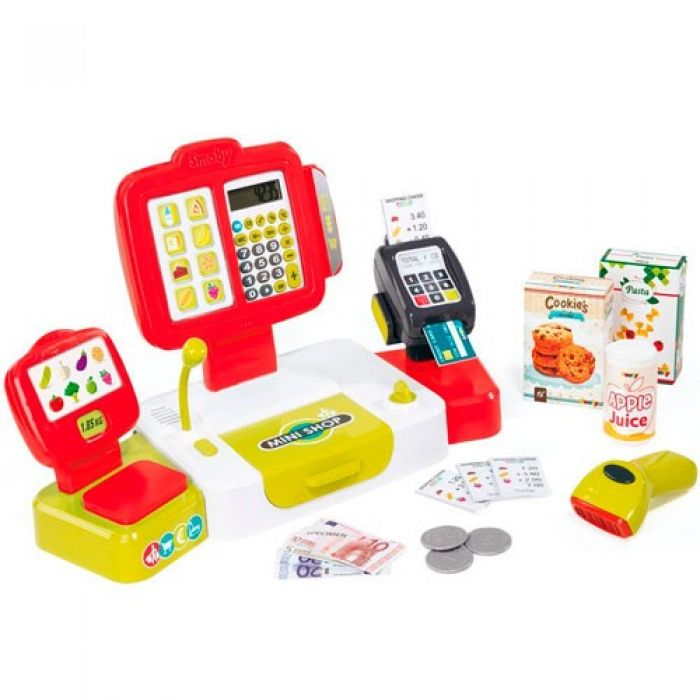 Набір ігровий Касовий апарат Smoby
