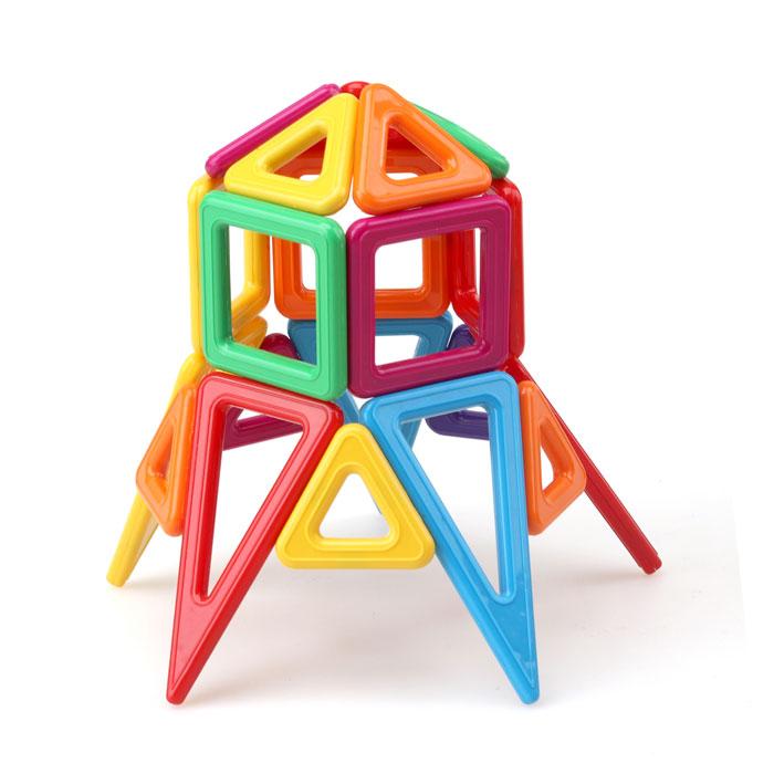 Магнітний конструктор для дітей. 33 деталей. Найкраща ціна!