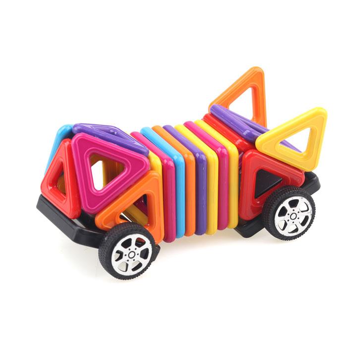Магнітний конструктор для дітей на 44 деталей.  Безкоштовна доставка!