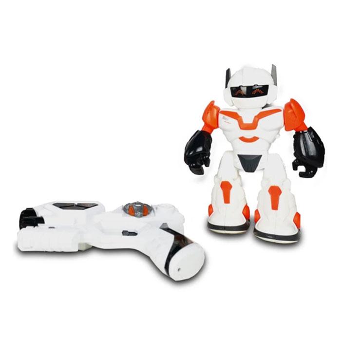 Робот-Доминатор Стрелялки со Светом и Звуками