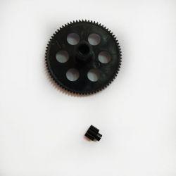Шестерні / шестерня до квадрокоптера Visou XS816. Запчастина для квадрокоптера Visou XS816