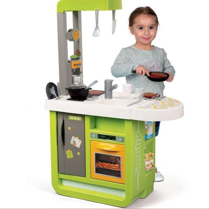 """Інтерактивна кухня Smoby """"Черрі"""" 310909"""