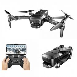Квадрокоптер Visuo Zen K1 Pro − дрон с 4K и HD-камерами, 5 Ghz Wi-Fi, GPS, FPV, БК моторы, 1,6 км, до 30 мин. полета