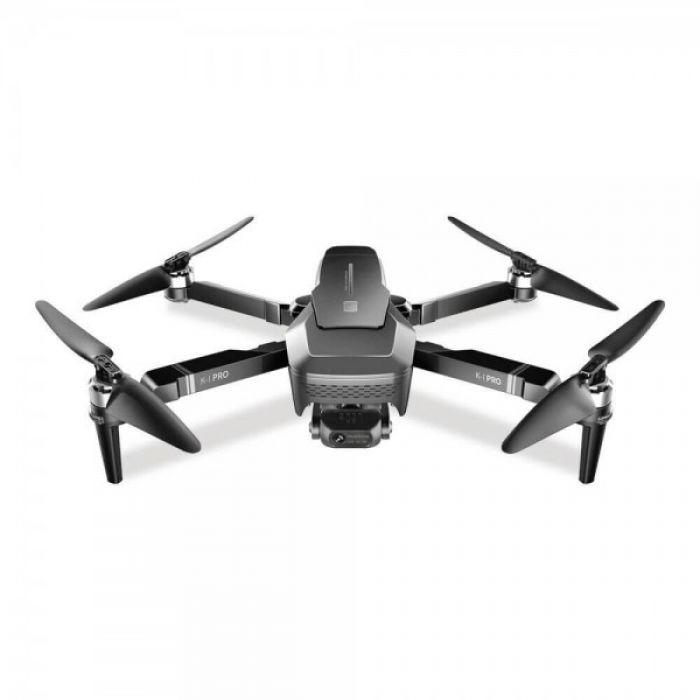 Квадрокоптер Visuo Zen K1 Pro − дрон з 4K і HD-камерами, 5 Ghz Wi-Fi, GPS, FPV, БК мотори, 1,6 км, до 30 хв. польоту