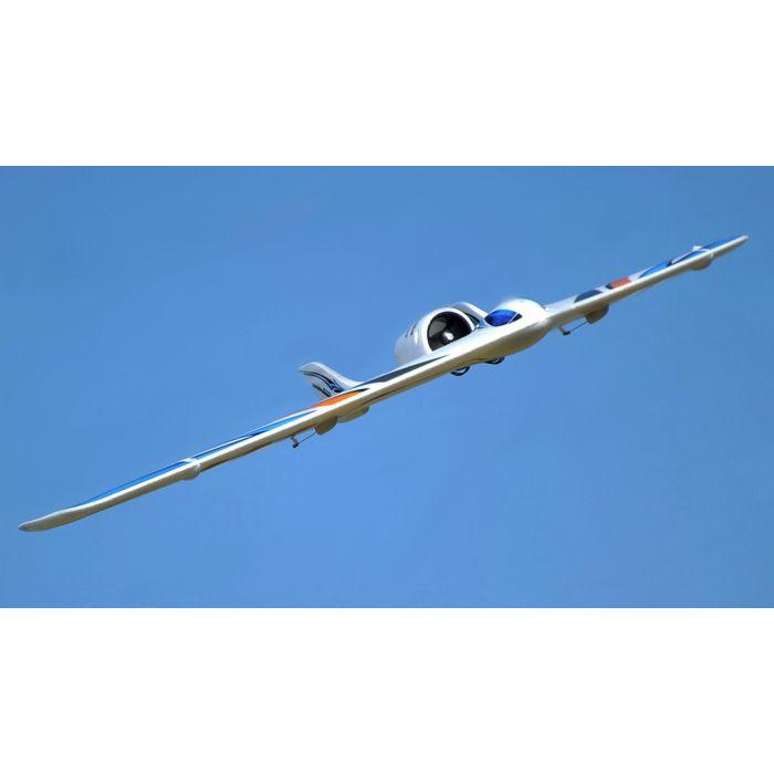 Летающее крыло Tech One Neptune EDF 1230мм EPO ARF (синий)