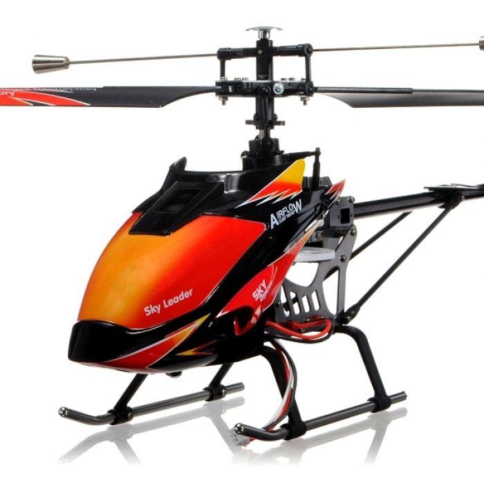 Вертолёт 4-к большой р/у 2.4GHz WL Toys V913 Sky Leader
