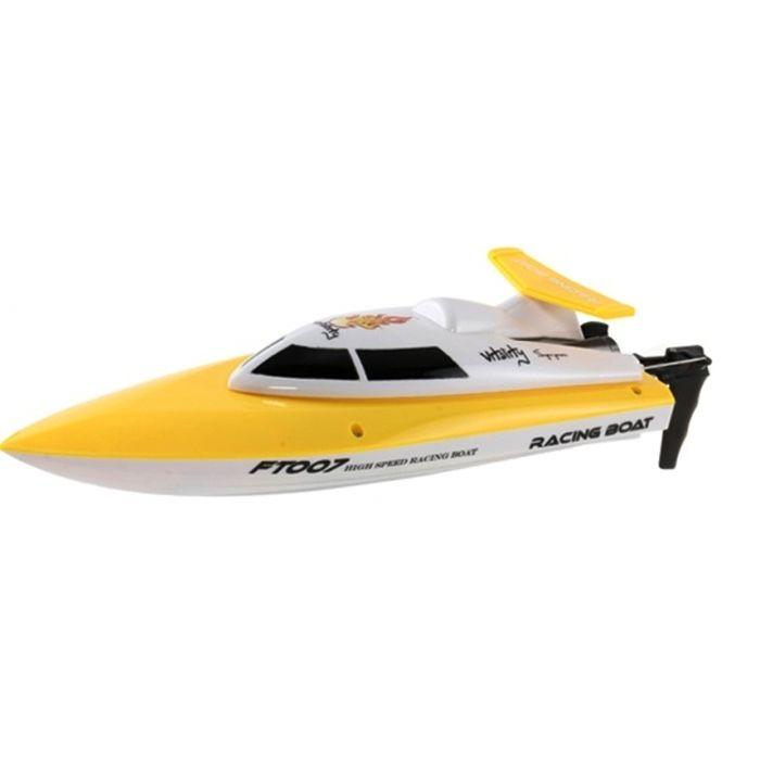 Катер на р/у 2.4GHz Fei Lun FT007 Racing Boat (желтый)